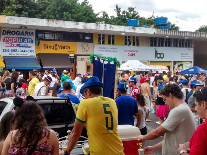 Resenha do carnaval da ACervA Candanga 2015