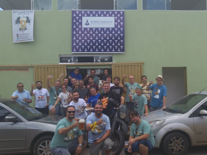 [Galeria de Fotos] ACervA Brew Day 2016 – 2 de abril