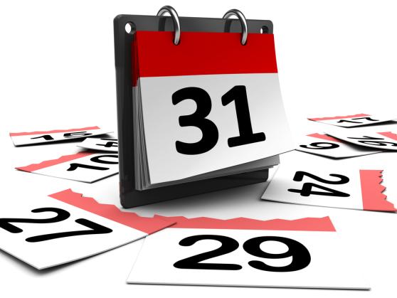 Confira o calendário da ACervA Candanga para 2016